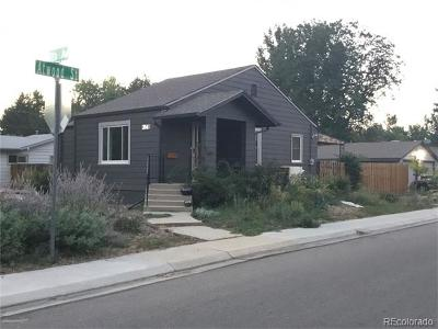 Longmont Single Family Home Active: 214 11th Avenue