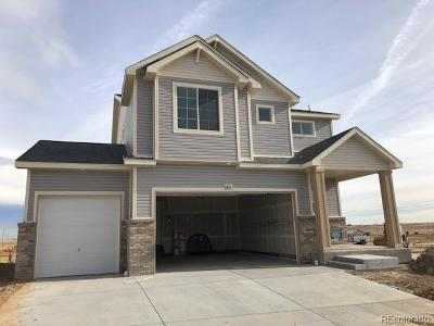Commerce City Single Family Home Active: 10110 Yampa Street