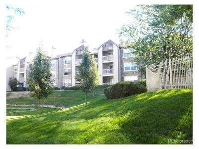 Englewood Condo/Townhouse Active: 9222 East Arbor Circle #F