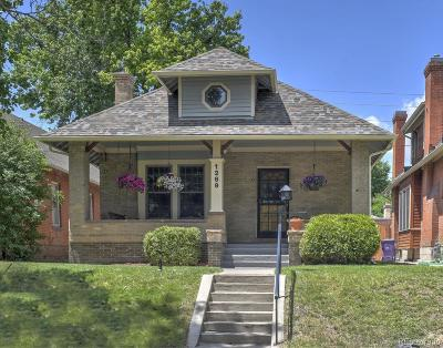 Denver Single Family Home Active: 1269 Monroe Street