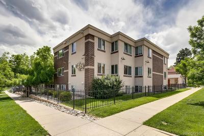 Denver Condo/Townhouse Active: 2345 Clay Street #101