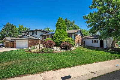 Single Family Home Active: 4903 East Geddes Court