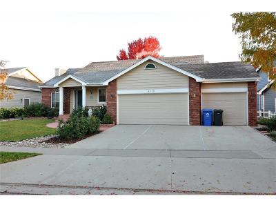 Loveland Single Family Home Active: 4225 Mariana Butte Drive