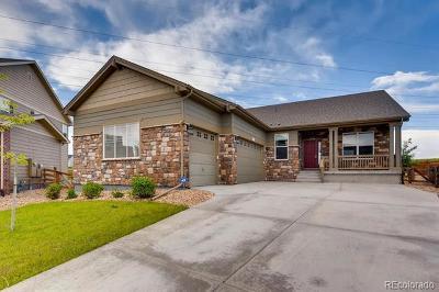 Aurora Single Family Home Active: 22553 East Union Circle