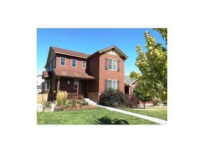Castle Rock Single Family Home Active: 3735 Sweet Wind Avenue