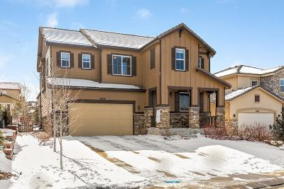 Highlands Ranch Single Family Home Under Contract: 10552 Sundial Rim Road