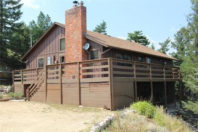 Boulder County Single Family Home Active: 274 Boulder View Road