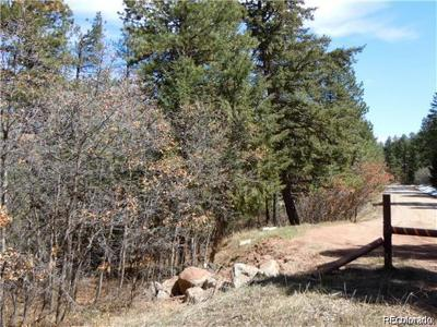 Larkspur Residential Lots & Land Active: 4891 Cheyenne Drive