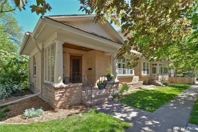 Boulder County Single Family Home Active: 1250 Carlton Place