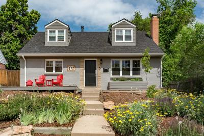 Denver Single Family Home Active: 370 South Forest Street
