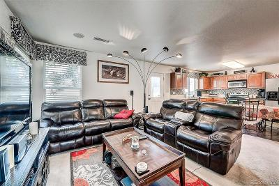 Denver Single Family Home Under Contract: 4549 Argonne Street