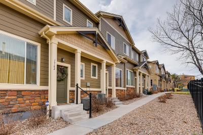 Federal Heights Condo/Townhouse Under Contract: 1766 Aspen Meadows Circle