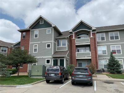 Aurora Condo/Townhouse Active: 14313 East 1st Drive #305
