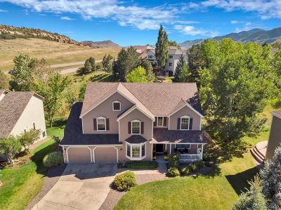 Littleton Single Family Home Active: 4 Summit Cedar Drive