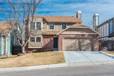 Centennial Single Family Home Active: 5818 South Jericho Way