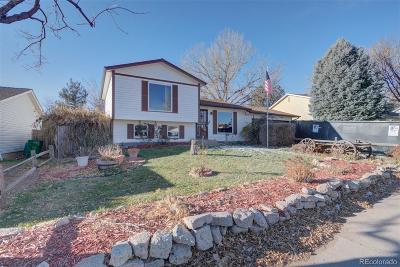 Aurora Single Family Home Under Contract: 2043 South Idalia Street