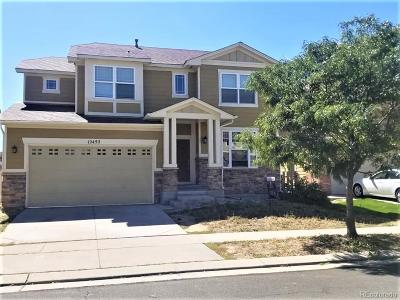 Commerce City Single Family Home Active: 12452 East 106th Place