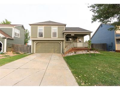 Castle Rock Single Family Home Active: 5220 East Kensington Avenue