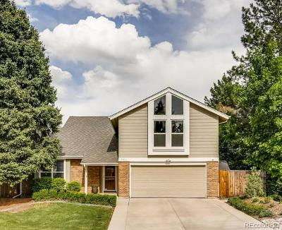 Centennial CO Single Family Home Active: $661,000