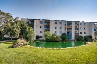 Wheat Ridge Condo/Townhouse Active: 7780 West 7780 West 38th Avenue, Unit 204 Avenue #204