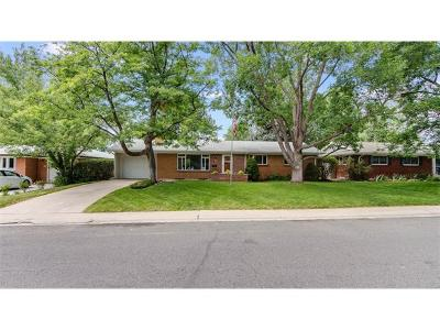 Single Family Home Sold: 2565 South Dennison Court