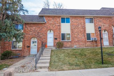 Denver Condo/Townhouse Active: 4677 South Lowell Boulevard