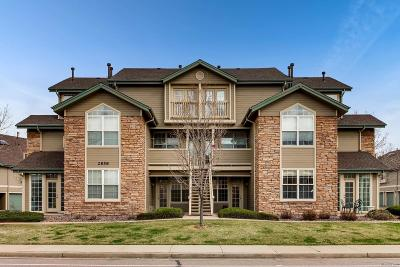 Littleton Condo/Townhouse Under Contract: 2858 West Centennial Drive #F