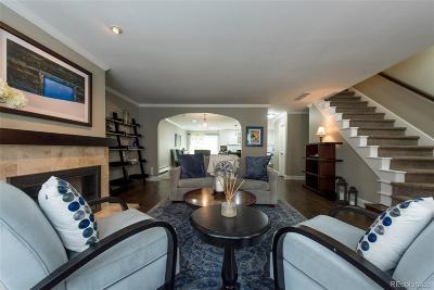 Denver Condo/Townhouse Active: 338 Clayton Street #9