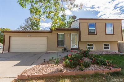 Aurora Single Family Home Under Contract: 18950 Montview Boulevard