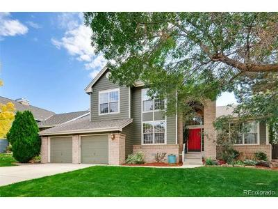 Parker CO Single Family Home Active: $549,000
