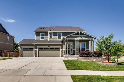 Parker Single Family Home Under Contract: 11291 Lovage Way