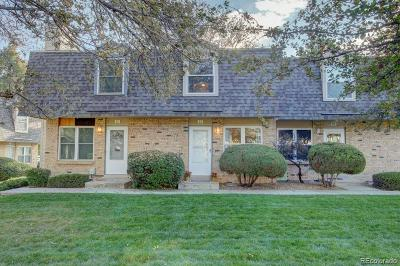 Jefferson County Condo/Townhouse Active: 1527 South Owens Street #12