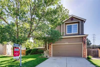 Parker Single Family Home Sold: 11336 Rodeo Circle