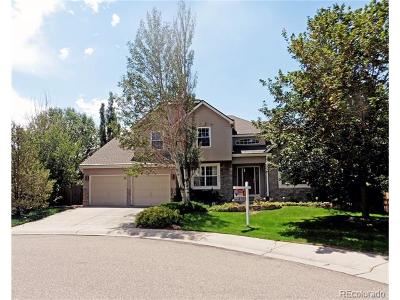 Arvada Single Family Home Active: 17034 West 67th Circle