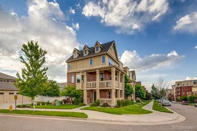 Lone Tree Condo/Townhouse Under Contract: 10309 Bellwether Lane