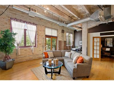 Condo/Townhouse Under Contract: 1000 East 18th Avenue #202
