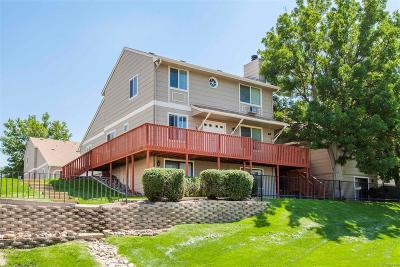 Aurora Condo/Townhouse Active: 3942 South Atchison Way #F