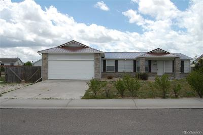 Kiowa Single Family Home Under Contract: 568 Dakota Street