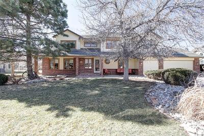 Littleton Single Family Home Active: 45 Elk Lane