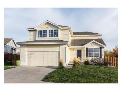 Centennial Single Family Home Under Contract: 5696 South Quemoy Court