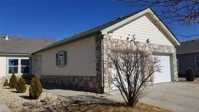 Milliken Single Family Home Under Contract: 2535 School House Drive