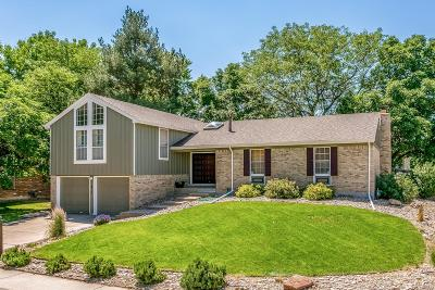 Aurora Single Family Home Under Contract: 11810 East Bates Circle