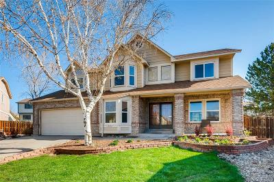 Aurora CO Single Family Home Active: $375,000