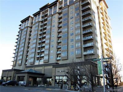 Greenwood Village Condo/Townhouse Active: 7600 Landmark Way #703-2