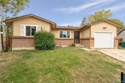 Arvada Single Family Home Active: 8563 Dover Court
