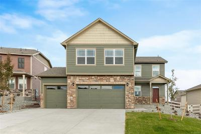 Castle Rock Single Family Home Active: 2225 Shadow Rider Circle