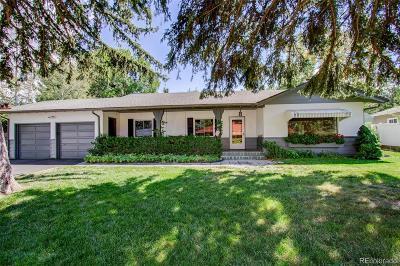Colorado Springs Single Family Home Active: 409 Ridgewood Avenue