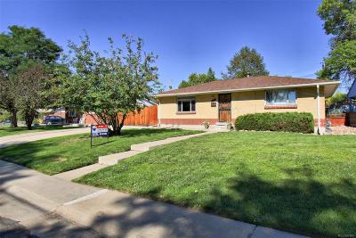 Westminster Single Family Home Active: 7831 Appleblossom Lane