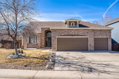 Highlands Ranch Single Family Home Under Contract: 9591 South Hackberry Street