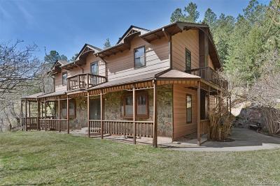 Boulder CO Single Family Home Active: $799,500
